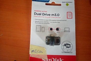32GB Flash drive