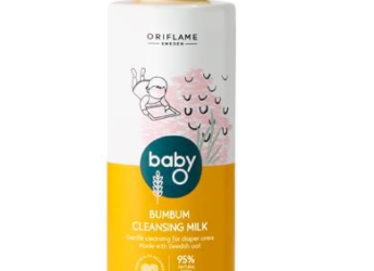 baby O BumBum Cleansing Milk