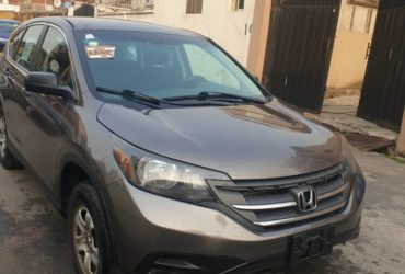 Toks 2014 Honda CRV Distress Sale