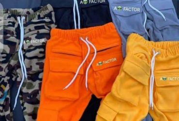 Multicolor Trouses