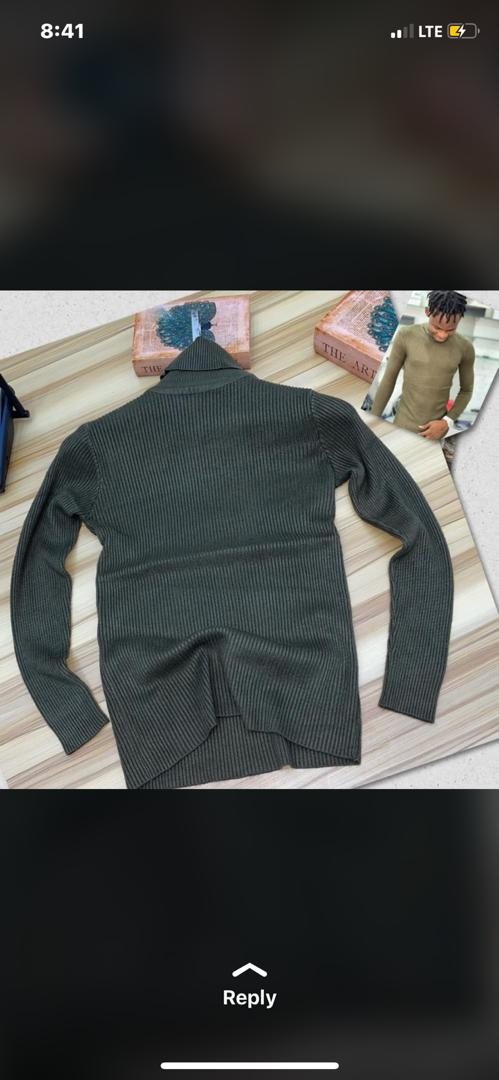 Check Out This Turtle Neck