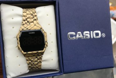 CASIO WRISTWATCHES