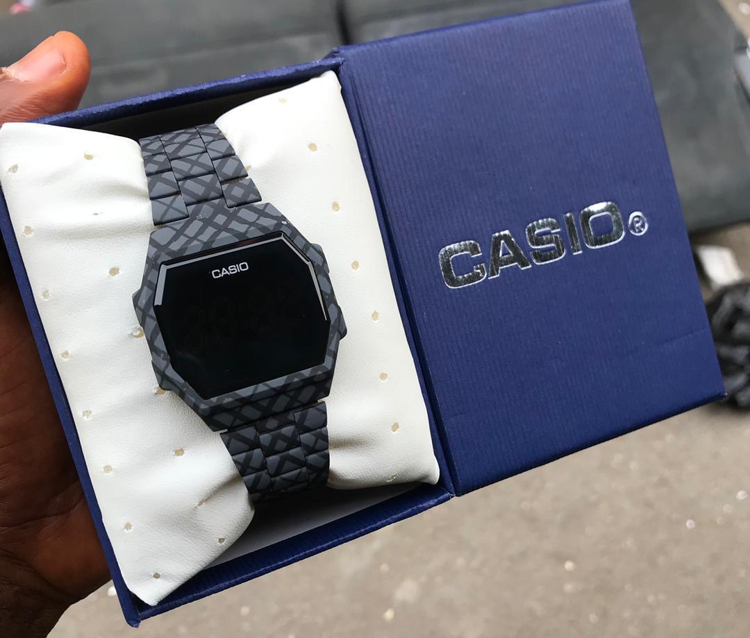 CASIO WRISTWATCHES