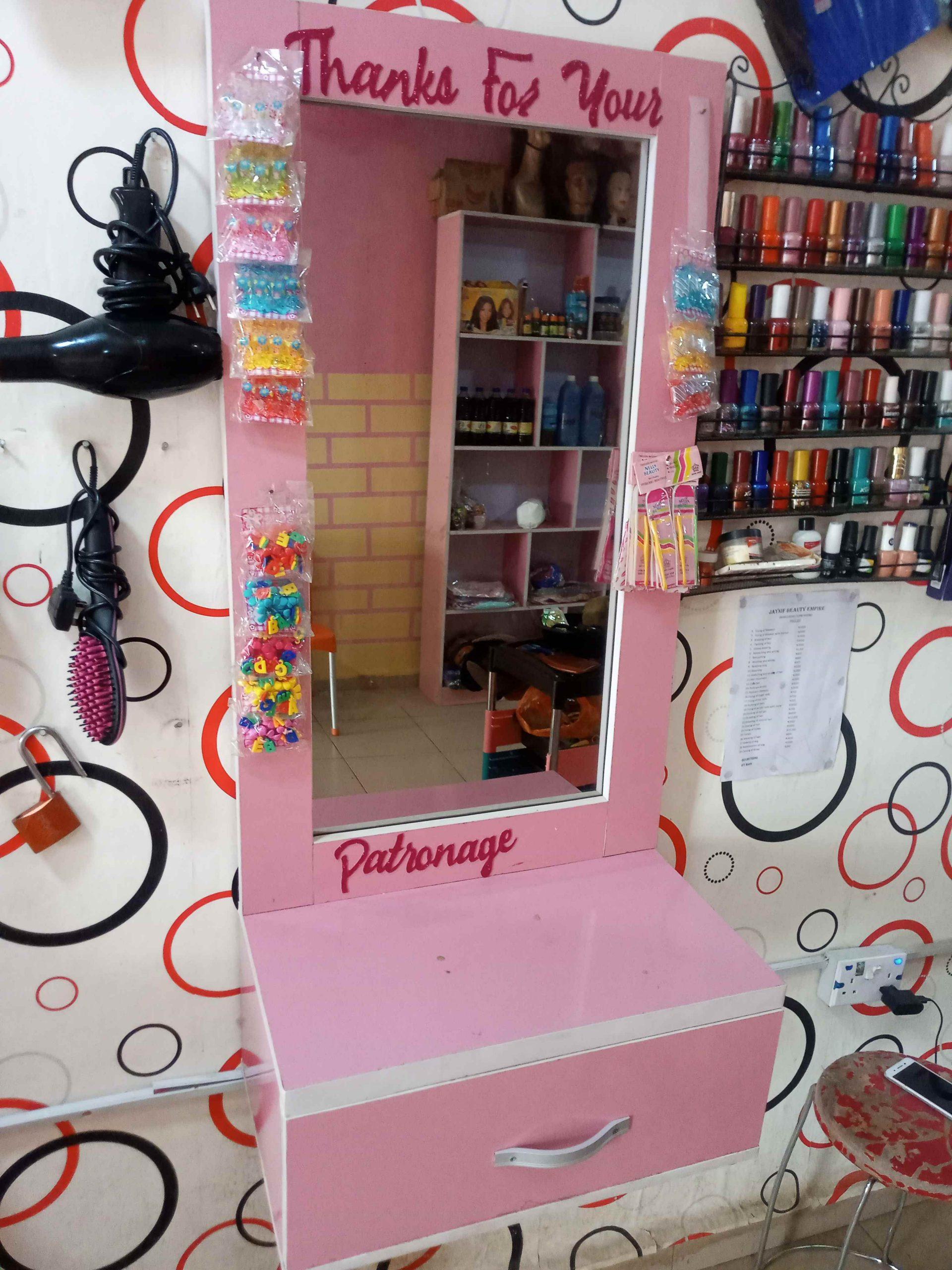 Saloon Shop For Sale
